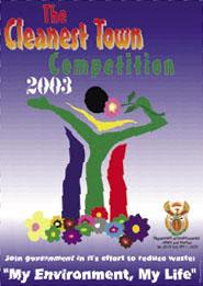 Un poster publicitaire de la campagne