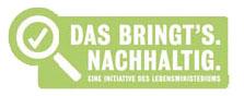Logo et slogan de la campagne