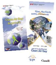 Ces dépliants, mais aussi des marque-pages, des brochures et des aimants pour réfrigérateurs font partie des objets promotionnels de la campagne
