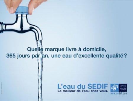 Cristaline vs sedif - Eau en bouteille vs eau du robinet ...