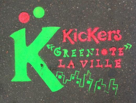 Campagne Kickers : venez greenioter votre ville - 1