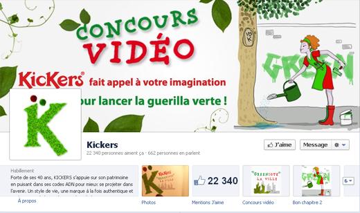 Campagne Kickers : venez greenioter votre ville - 3