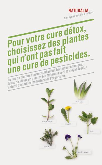 Naturalia « Ne soyons pas bio à moitié » - Plantes - Février 2011