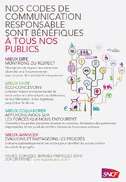 SNCF - Communication responsable - Affiche