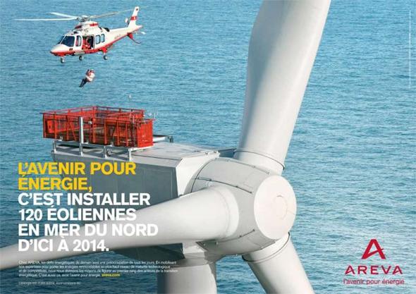 Areva - L'avenir pour énergie - Énergies renouvelables