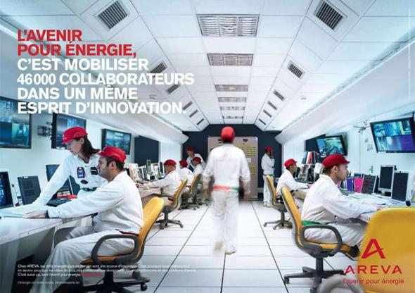 Areva - L'avenir pour énergie - Innovation