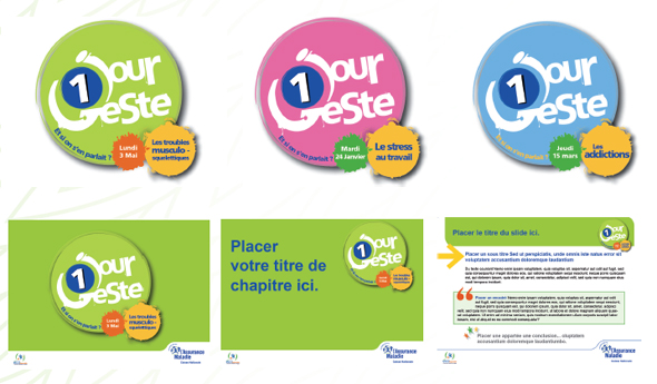 Kit de communication dédié à la mise en place d'animations thématiques sur la qualité de vie au travail