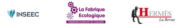 Logos Fabrique écologique INSEEC Hermès La Revue